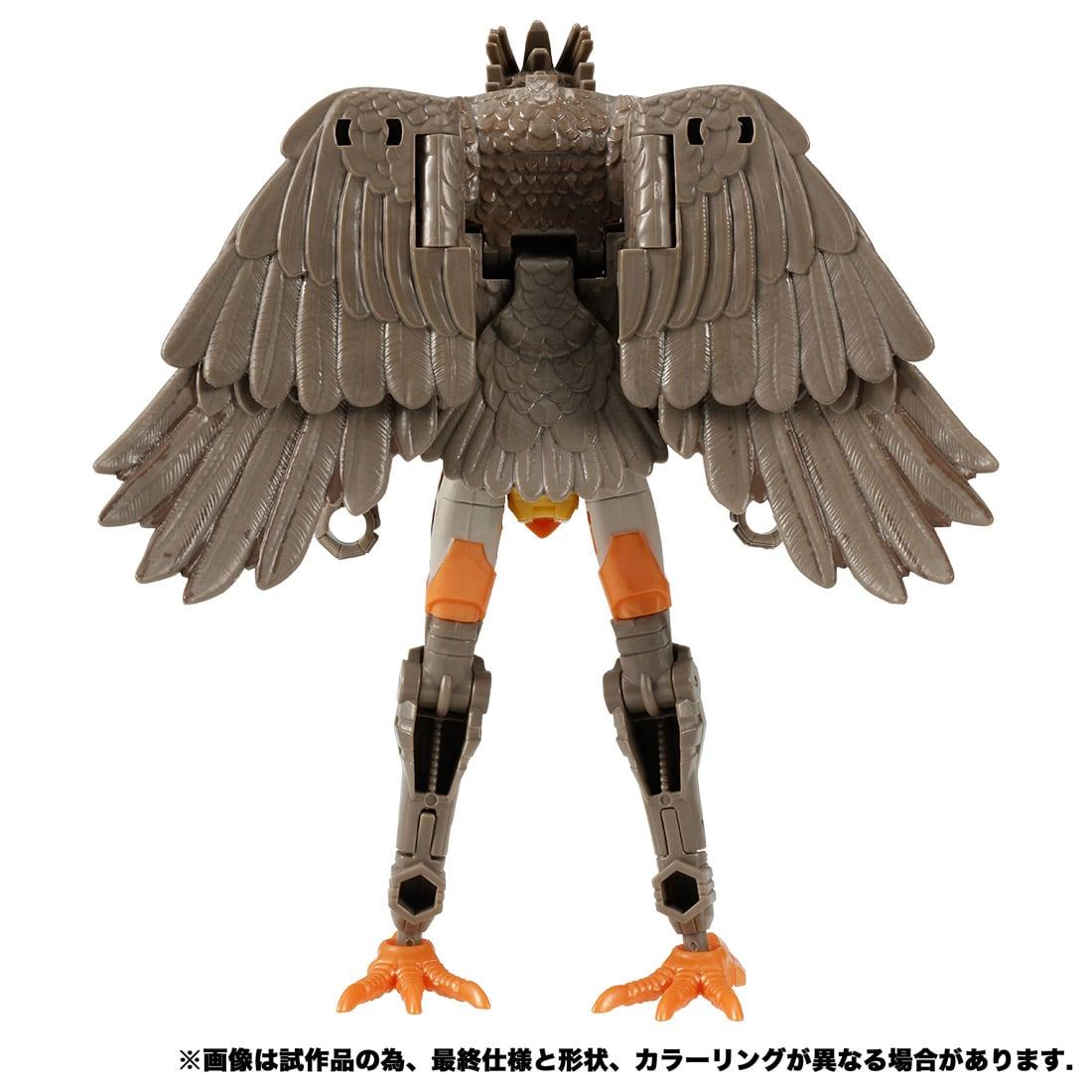 トランスフォーマー キングダム『KD-09 エアラザー』可変可動フィギュア-002