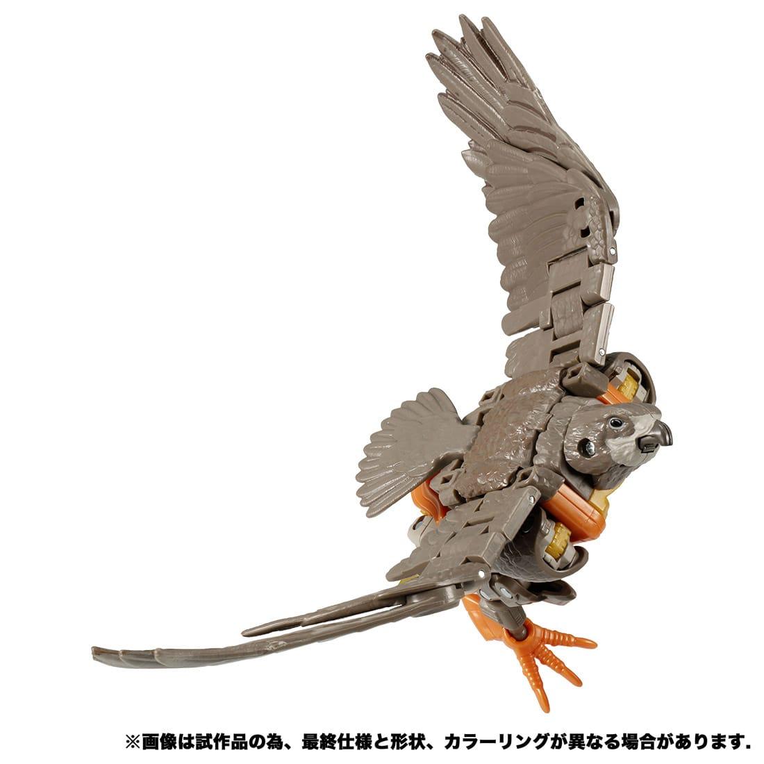 トランスフォーマー キングダム『KD-09 エアラザー』可変可動フィギュア-005