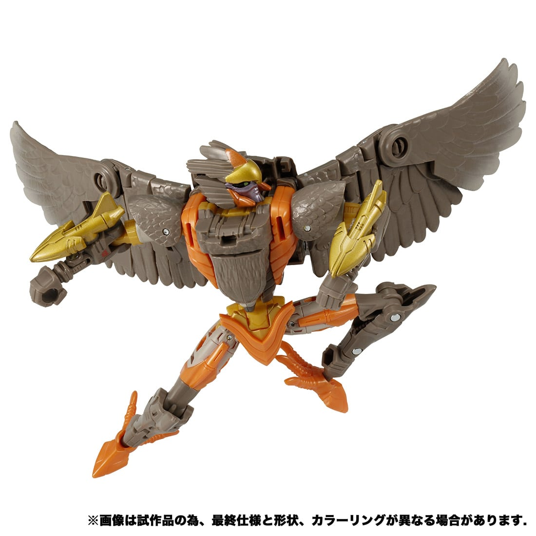 トランスフォーマー キングダム『KD-09 エアラザー』可変可動フィギュア-006