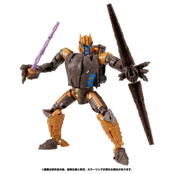 トランスフォーマー キングダム『KD-08 ダイノボット』可変可動フィギュア