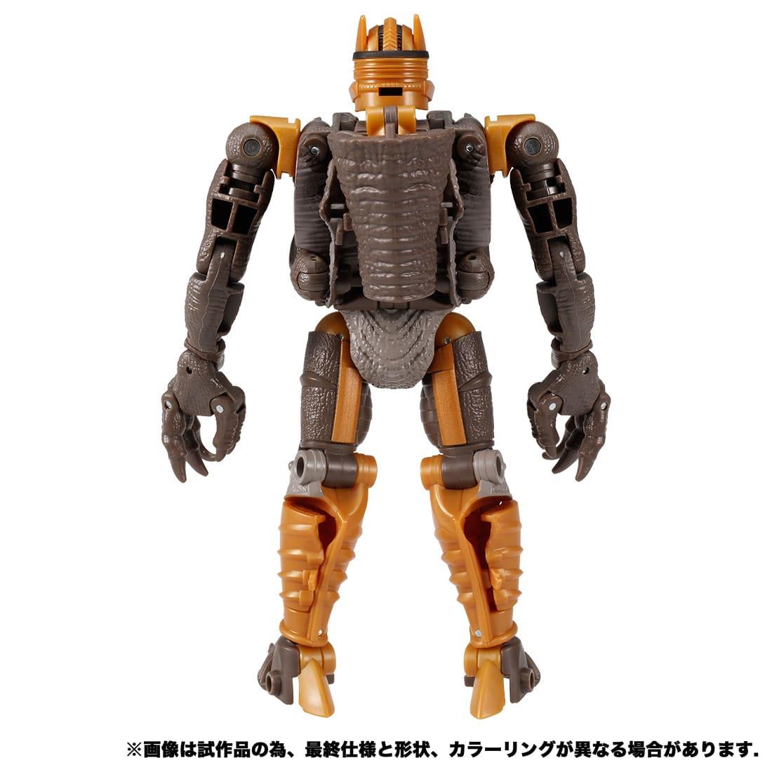 トランスフォーマー キングダム『KD-08 ダイノボット』可変可動フィギュア-002
