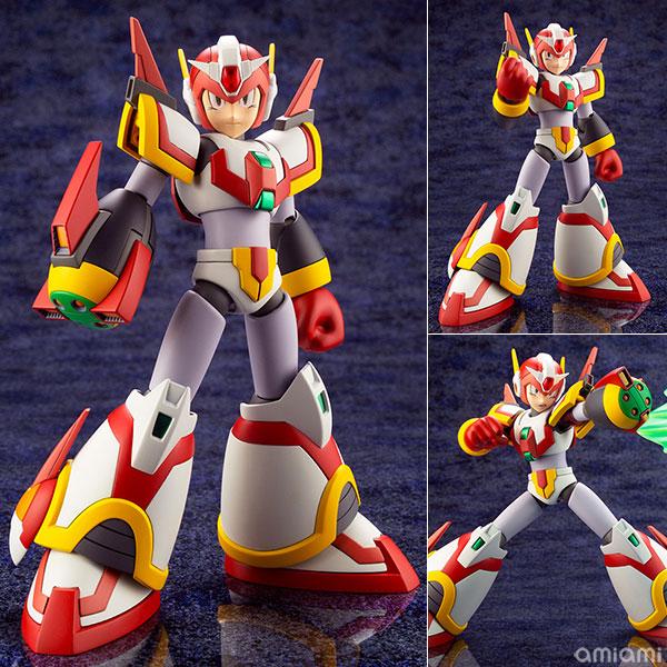 ロックマンX『エックス ライジングファイアVer.』1/12 プラモデル