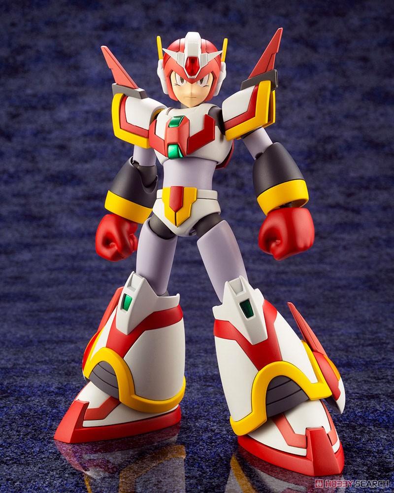 ロックマンX『エックス ライジングファイアVer.』1/12 プラモデル-001