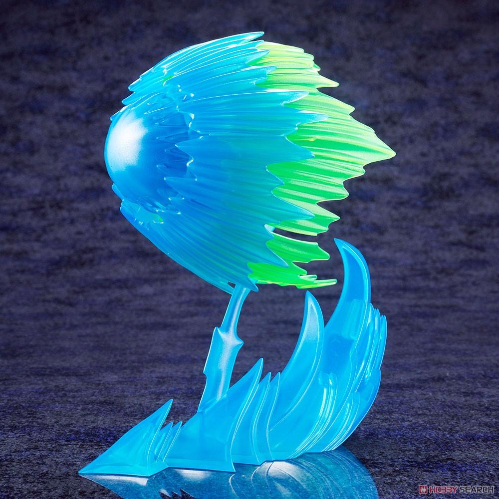 ロックマンX『エックス ライジングファイアVer.』1/12 プラモデル-007