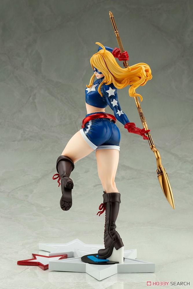DC COMICS美少女『スターガール』DC UNIVERSE 1/7 完成品フィギュア-004