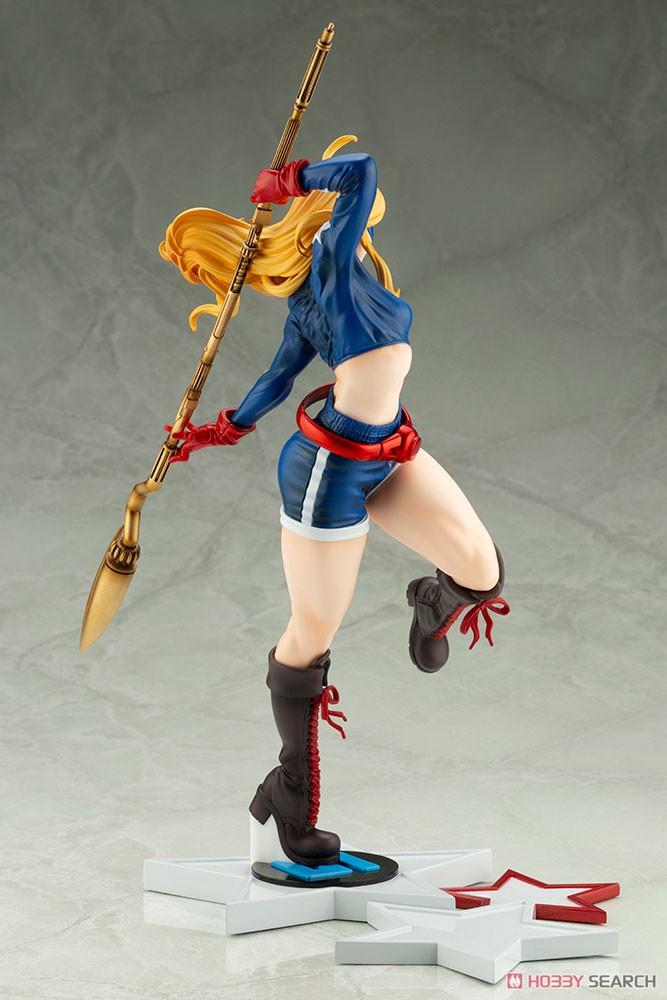 DC COMICS美少女『スターガール』DC UNIVERSE 1/7 完成品フィギュア-008