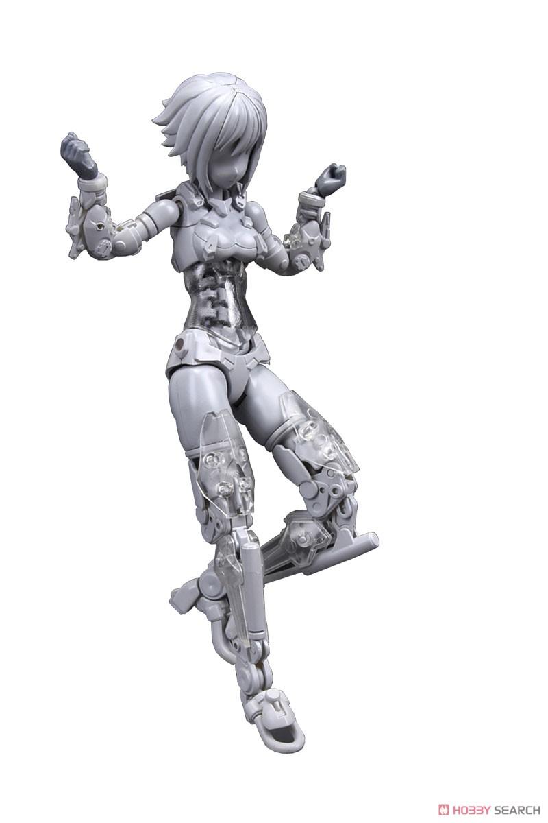 FANTASY GIRLS『F.O.X Long Range Striker Unit』1/12 プラモデル-002