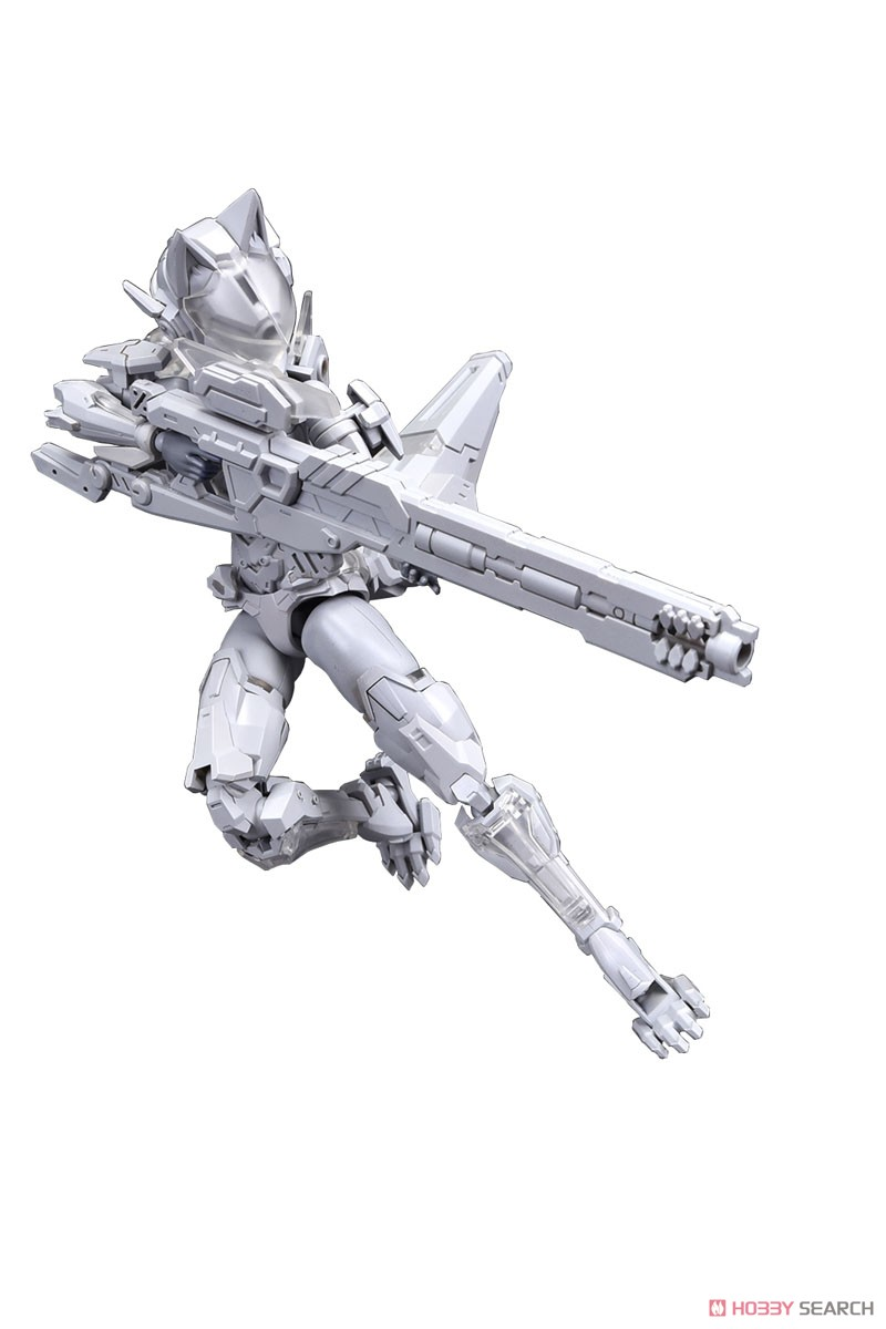 FANTASY GIRLS『F.O.X Long Range Striker Unit』1/12 プラモデル-003