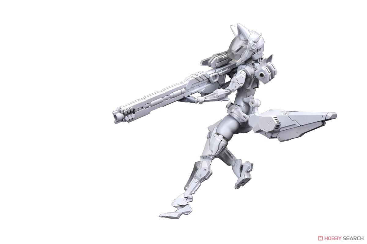 FANTASY GIRLS『F.O.X Long Range Striker Unit』1/12 プラモデル-005