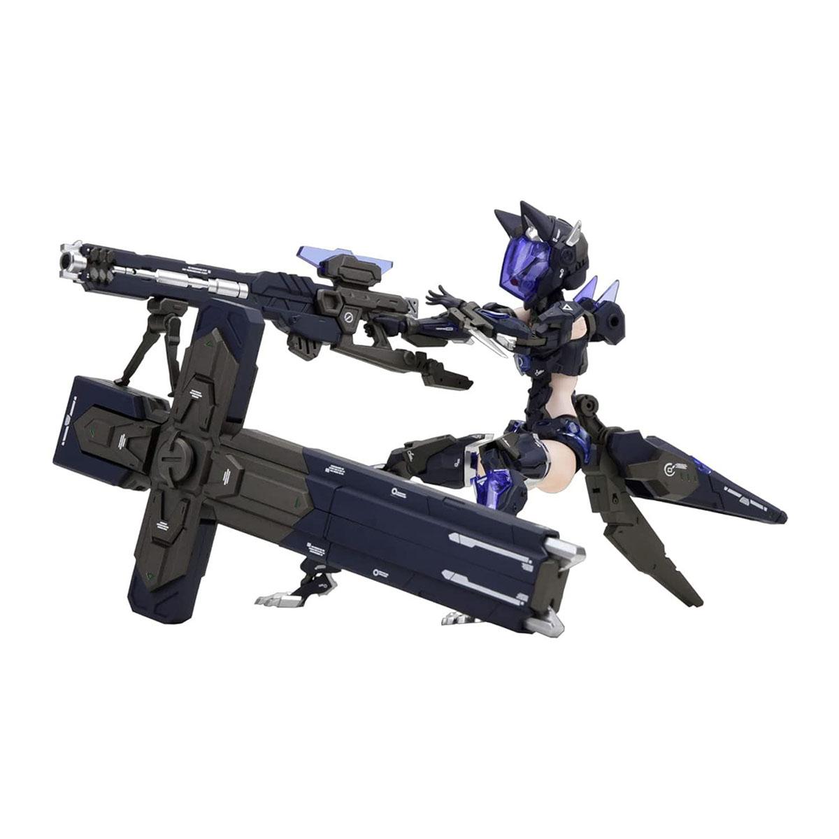 FANTASY GIRLS『F.O.X Long Range Striker Unit』1/12 プラモデル-007