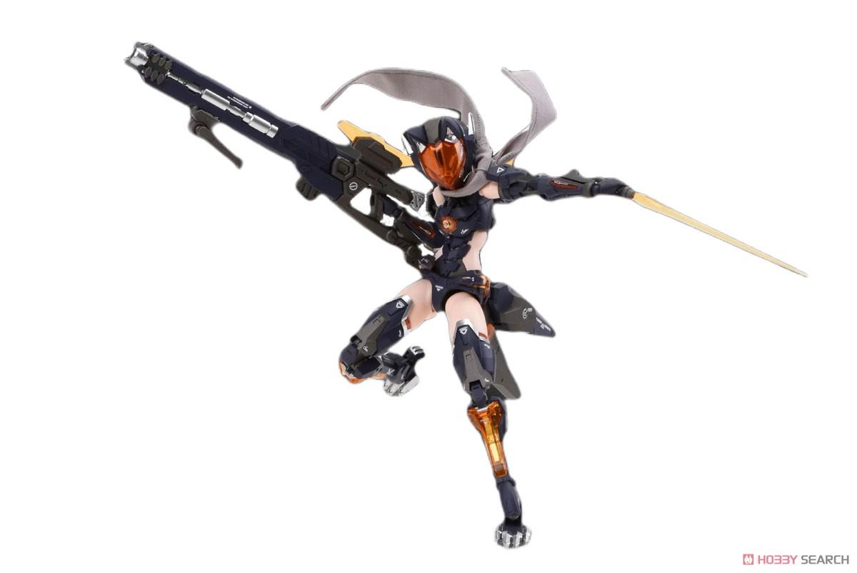 FANTASY GIRLS『F.O.X Long Range Striker Unit』1/12 プラモデル-013
