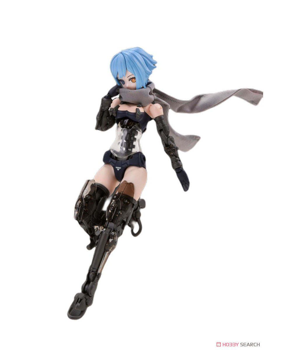 FANTASY GIRLS『F.O.X Long Range Striker Unit』1/12 プラモデル-014