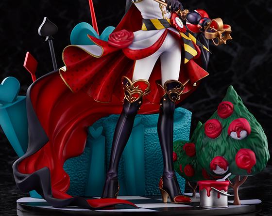 【限定販売】ディズニー ツイステッドワンダーランド『リドル・ローズハート』1/8 完成品フィギュア-007