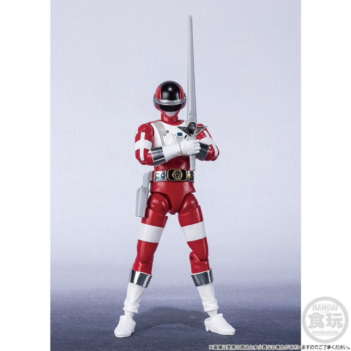 【限定販売】【食玩】SHODO SUPER『超電子バイオマン』可動フィギュア-004