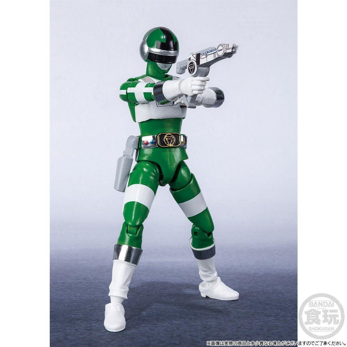 【限定販売】【食玩】SHODO SUPER『超電子バイオマン』可動フィギュア-005
