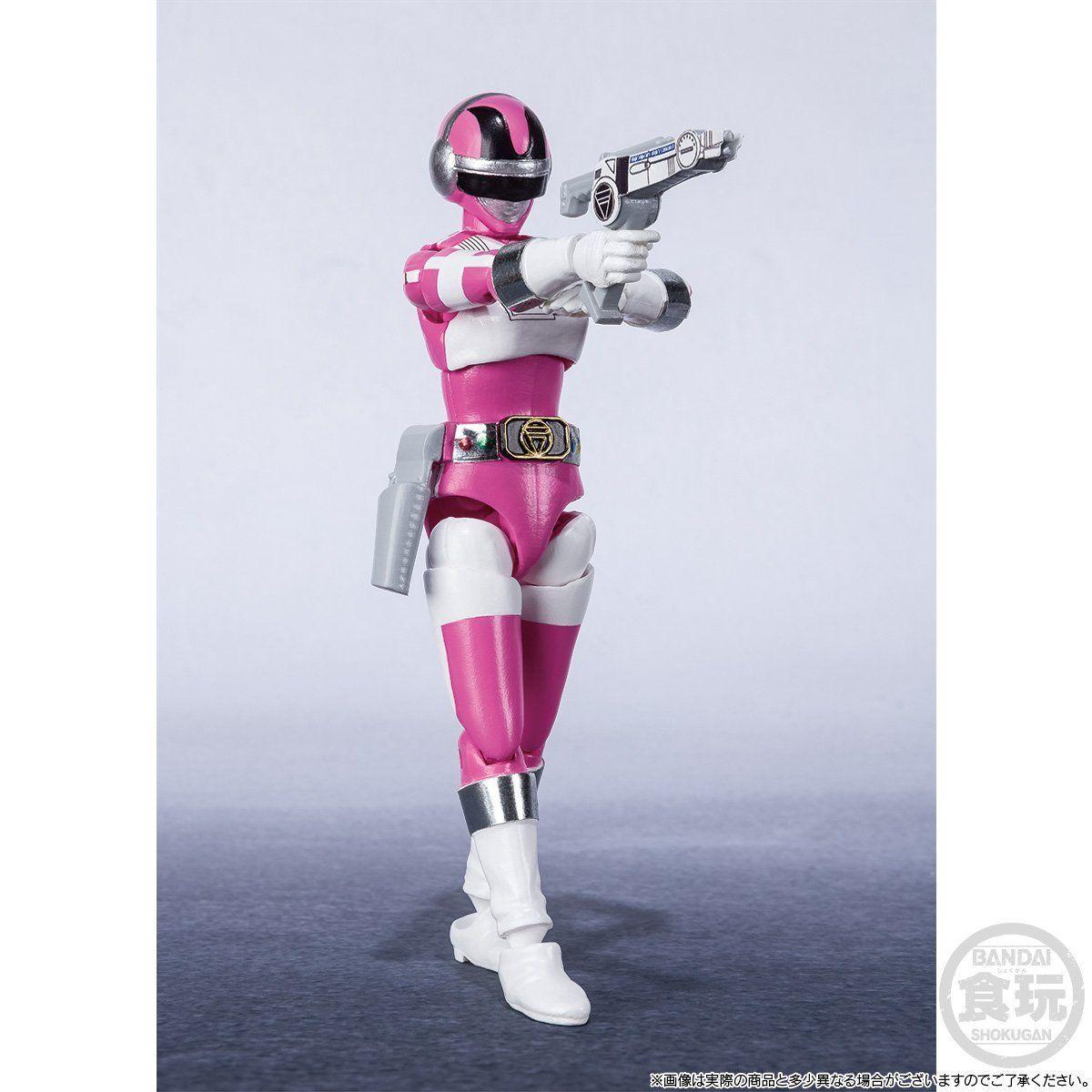 【限定販売】【食玩】SHODO SUPER『超電子バイオマン』可動フィギュア-008