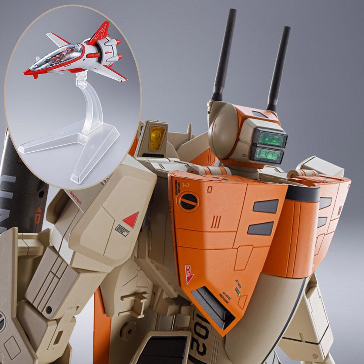 【限定販売】DX超合金『VF-1D バルキリー&ファン・レーサー』超時空要塞マクロス 可変可動フィギュア-001