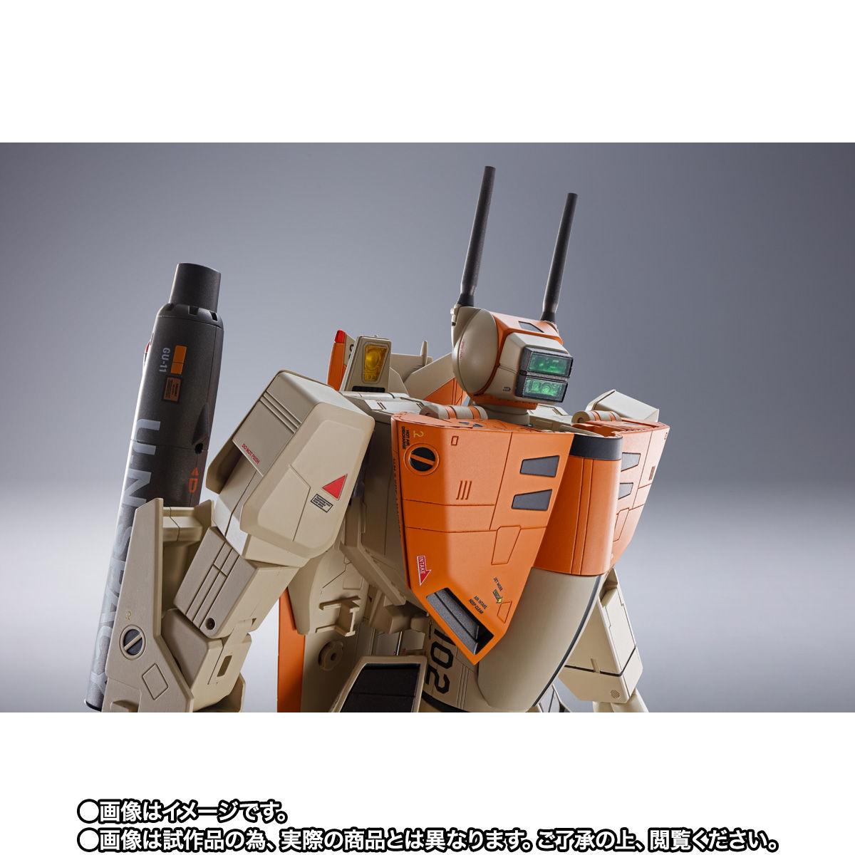 【限定販売】DX超合金『VF-1D バルキリー&ファン・レーサー』超時空要塞マクロス 可変可動フィギュア-003