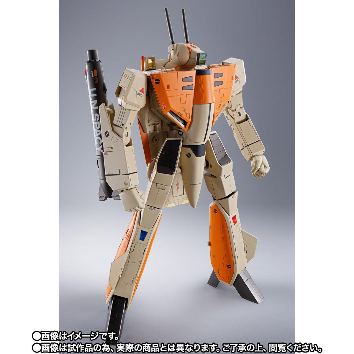 【限定販売】DX超合金『VF-1D バルキリー&ファン・レーサー』超時空要塞マクロス 可変可動フィギュア-004