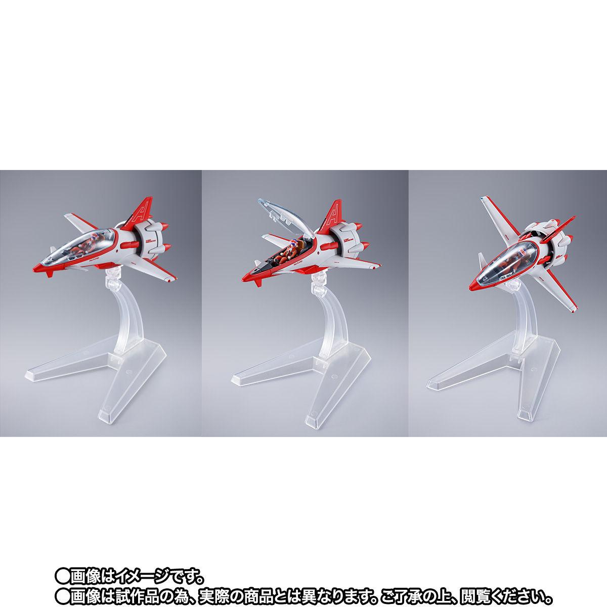 【限定販売】DX超合金『VF-1D バルキリー&ファン・レーサー』超時空要塞マクロス 可変可動フィギュア-006