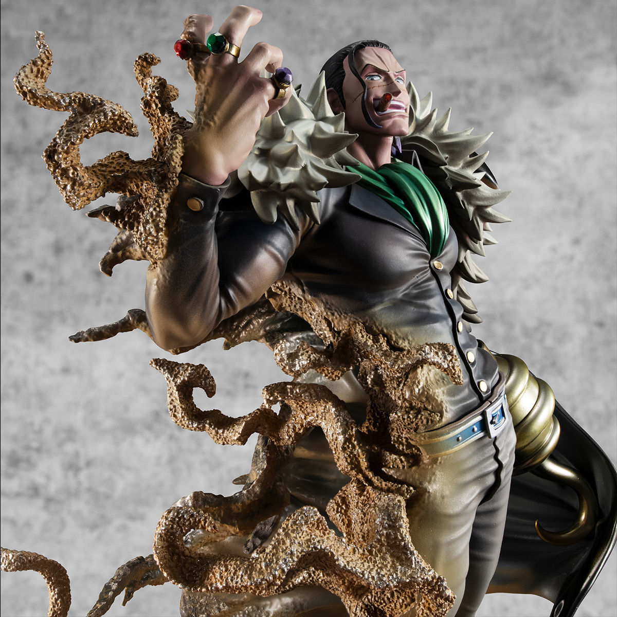 """【限定販売】Portrait.Of.Pirates ワンピース """"MAS-MAXIMUM""""『サー・クロコダイル』完成品フィギュア-007"""