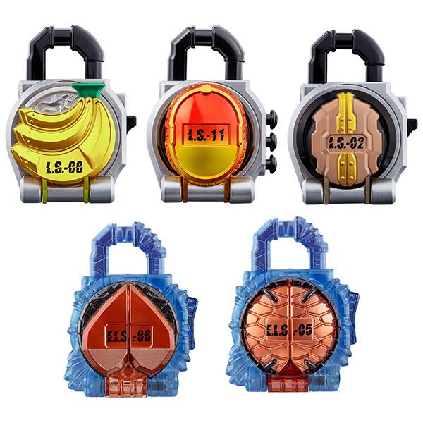 【限定販売】CSM『ロックシード チームバロンセット』仮面ライダー鎧武 変身なりきり