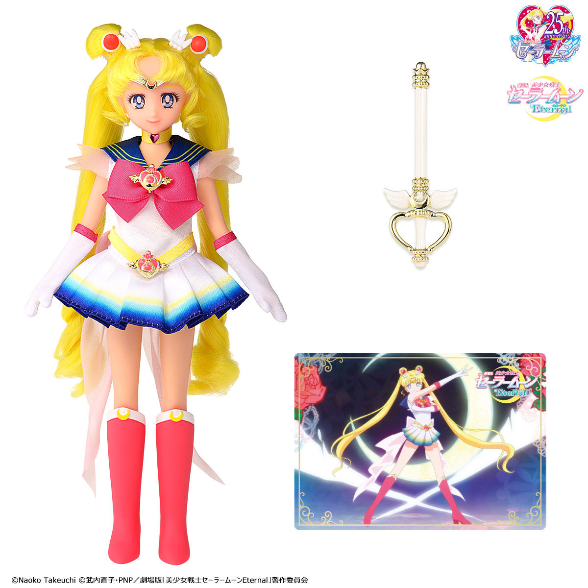 【限定販売】美少女戦士セーラームーンEternal『StyleDoll Super Sailor Moon/スタイルドール スーパーセーラームーン』完成品ドール-002