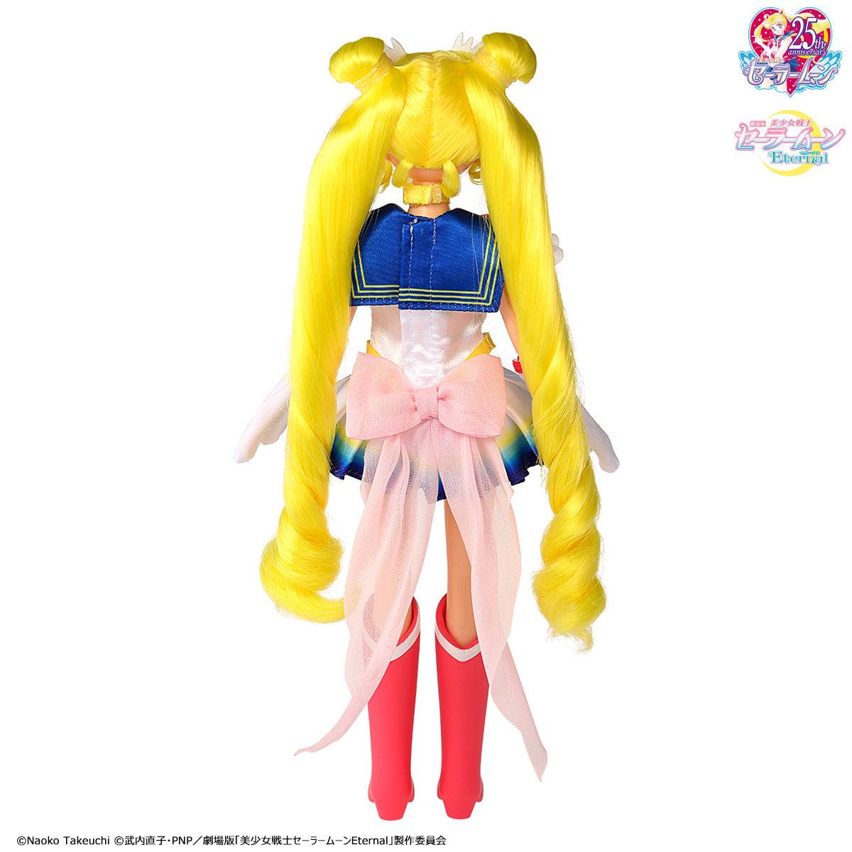 【限定販売】美少女戦士セーラームーンEternal『StyleDoll Super Sailor Moon/スタイルドール スーパーセーラームーン』完成品ドール-003