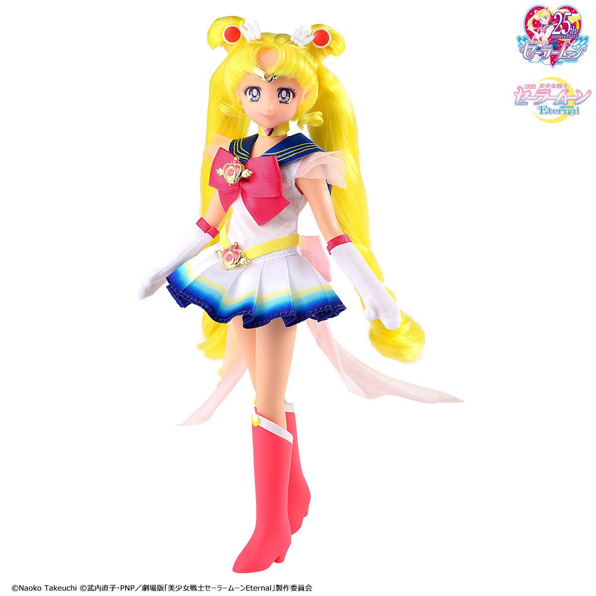 【限定販売】美少女戦士セーラームーンEternal『StyleDoll Super Sailor Moon/スタイルドール スーパーセーラームーン』完成品ドール-004