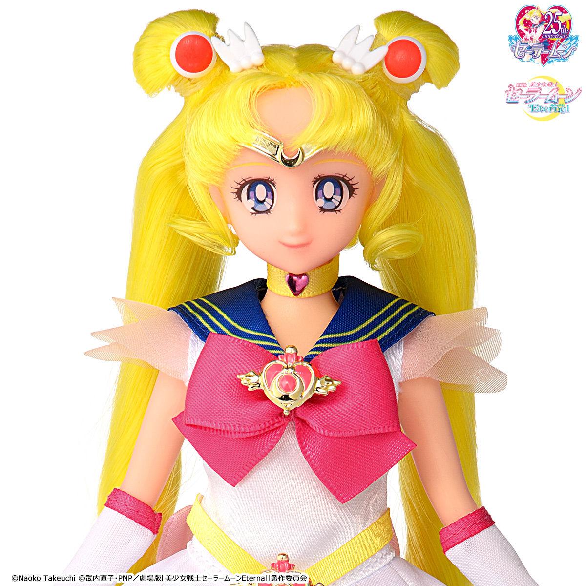 【限定販売】美少女戦士セーラームーンEternal『StyleDoll Super Sailor Moon/スタイルドール スーパーセーラームーン』完成品ドール-006