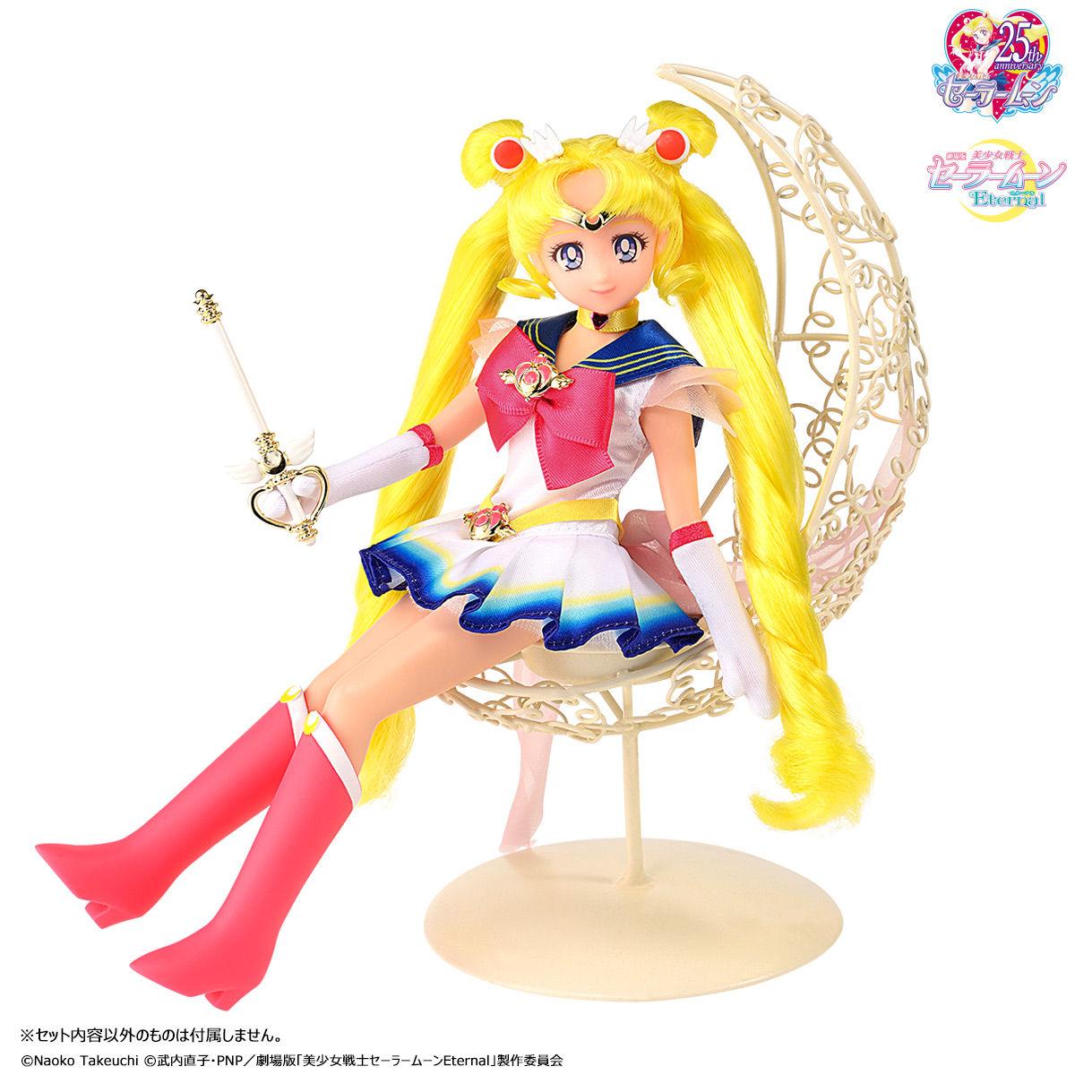 【限定販売】美少女戦士セーラームーンEternal『StyleDoll Super Sailor Moon/スタイルドール スーパーセーラームーン』完成品ドール-007