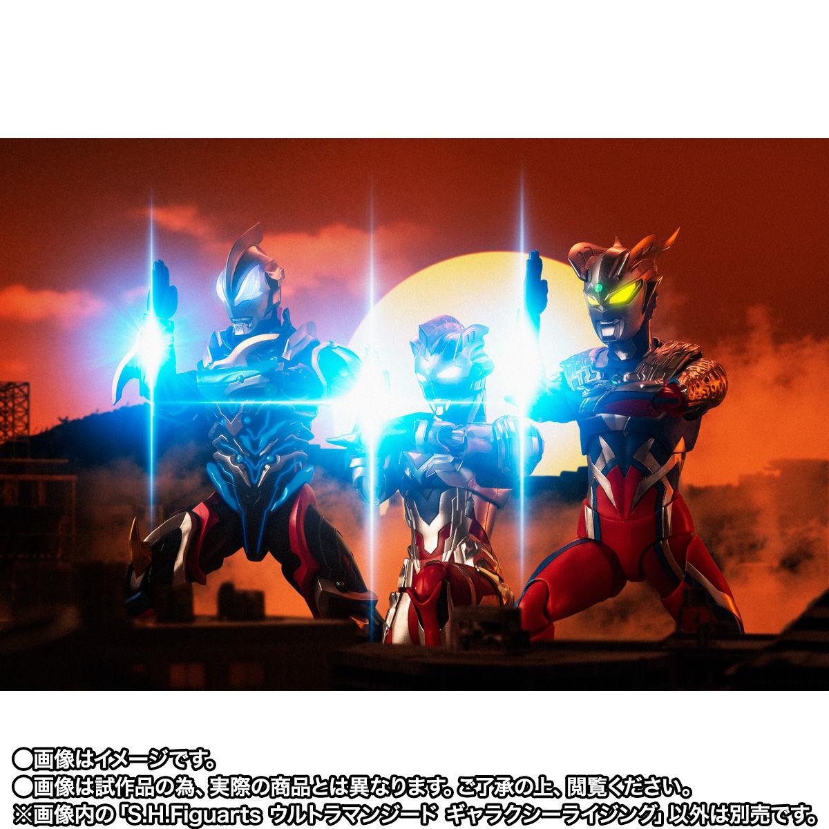 S.H.Figuarts『ウルトラマンジード ギャラクシーライジング』ウルトラマンZ 可動フィギュア-009