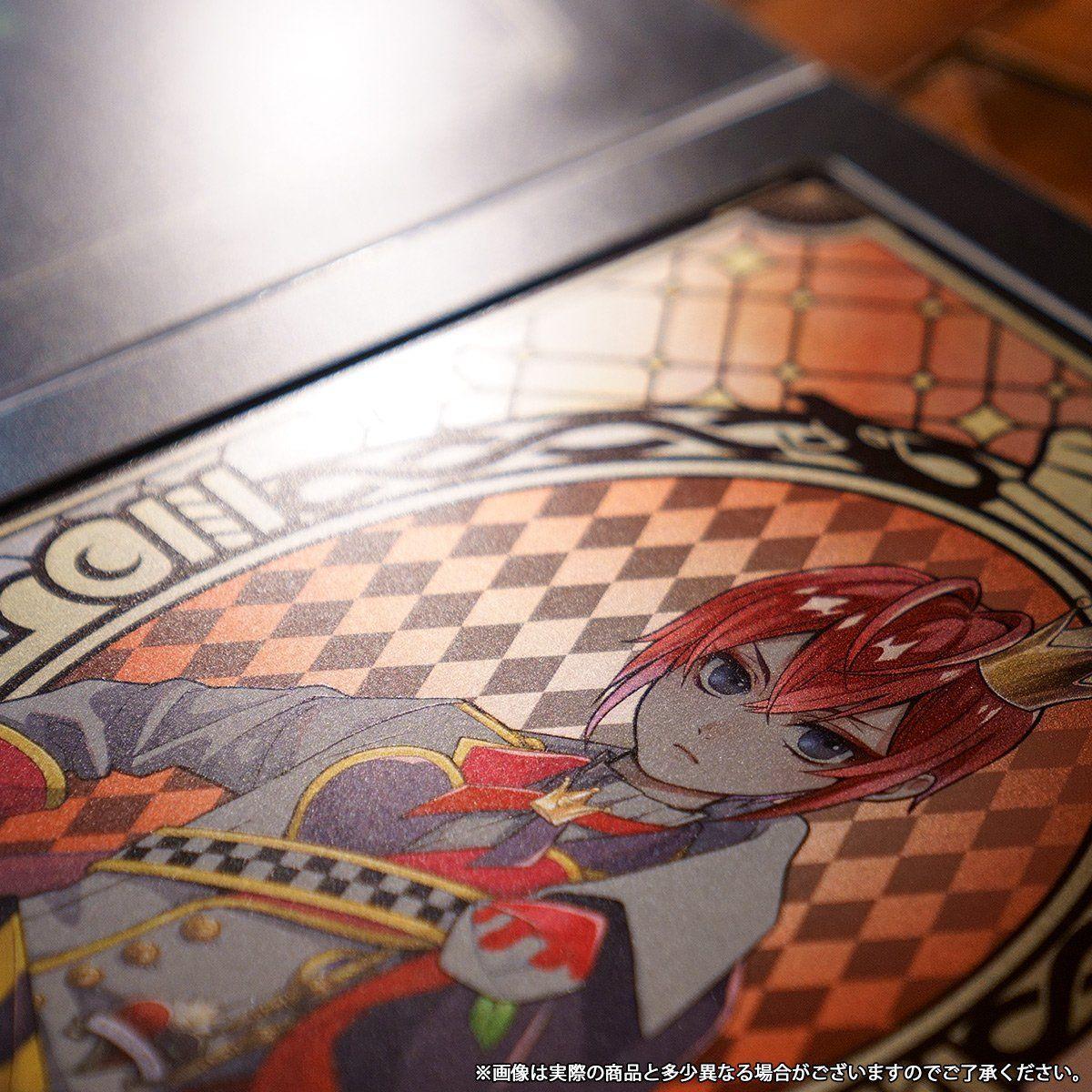 【限定販売】【食玩】ツイステ『メタリックアートコレクション ディズニー ツイステッドワンダーランド』グッズ 全22種-003