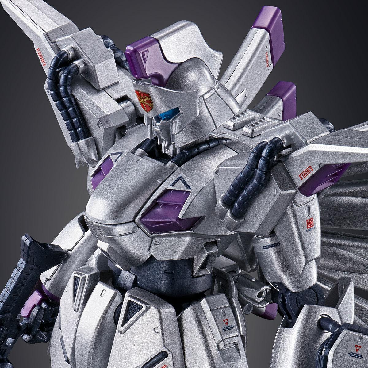 【限定販売】RE/100『ビギナ・ギナ[エクストラフィニッシュ]』1/100 プラモデル-001