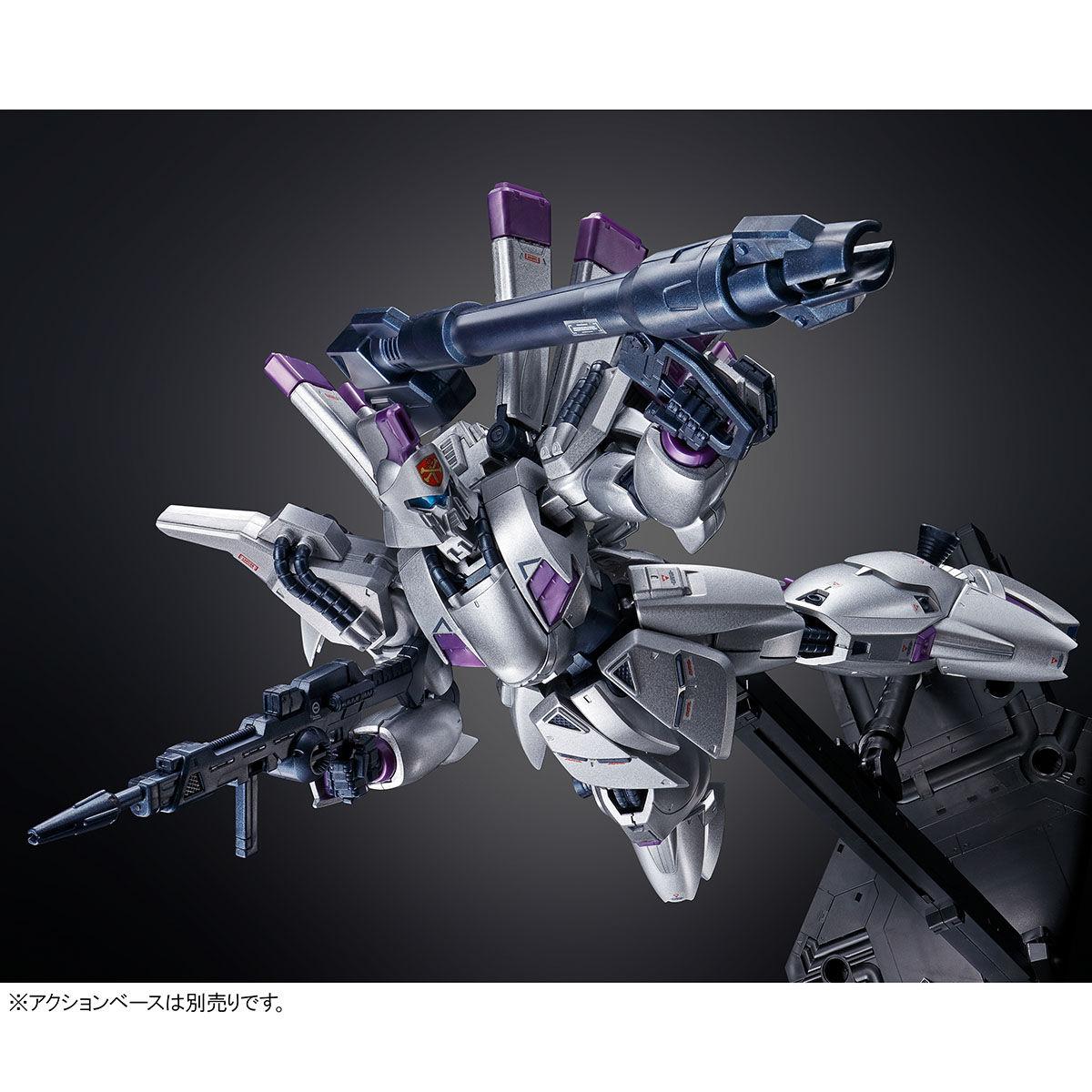 【限定販売】RE/100『ビギナ・ギナ[エクストラフィニッシュ]』1/100 プラモデル-006