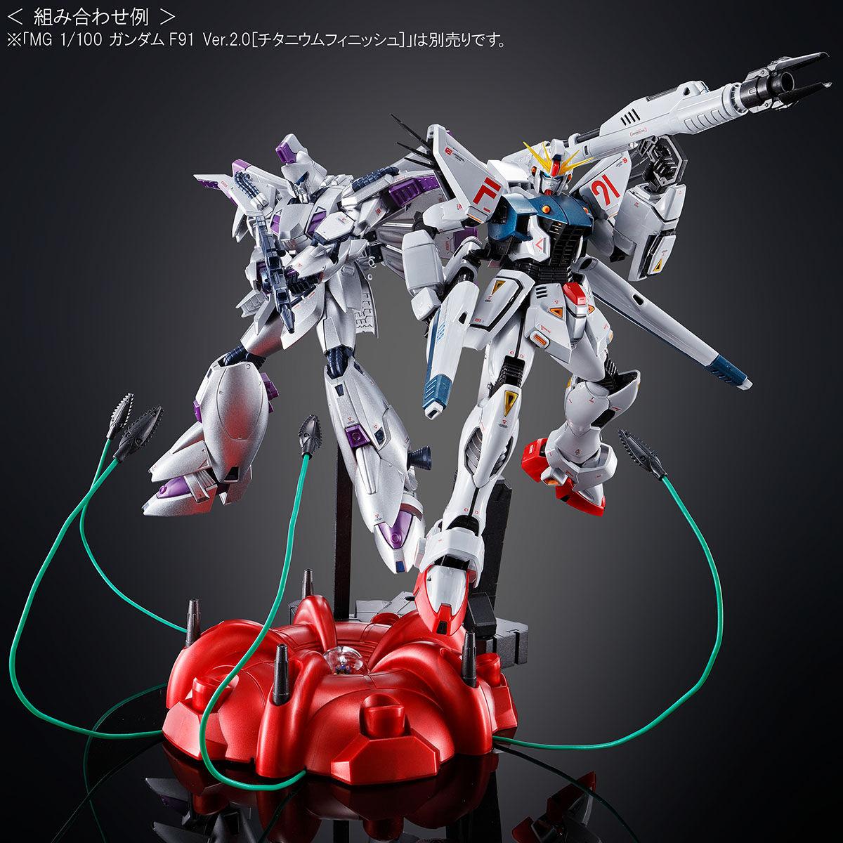 【限定販売】RE/100『ビギナ・ギナ[エクストラフィニッシュ]』1/100 プラモデル-009