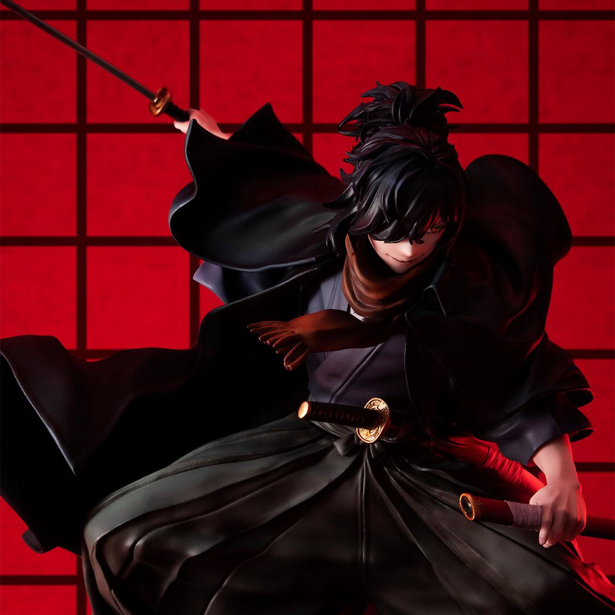 【限定販売】Fate/Grand Order『アサシン/岡田以蔵』1/8 完成品フィギュア-001