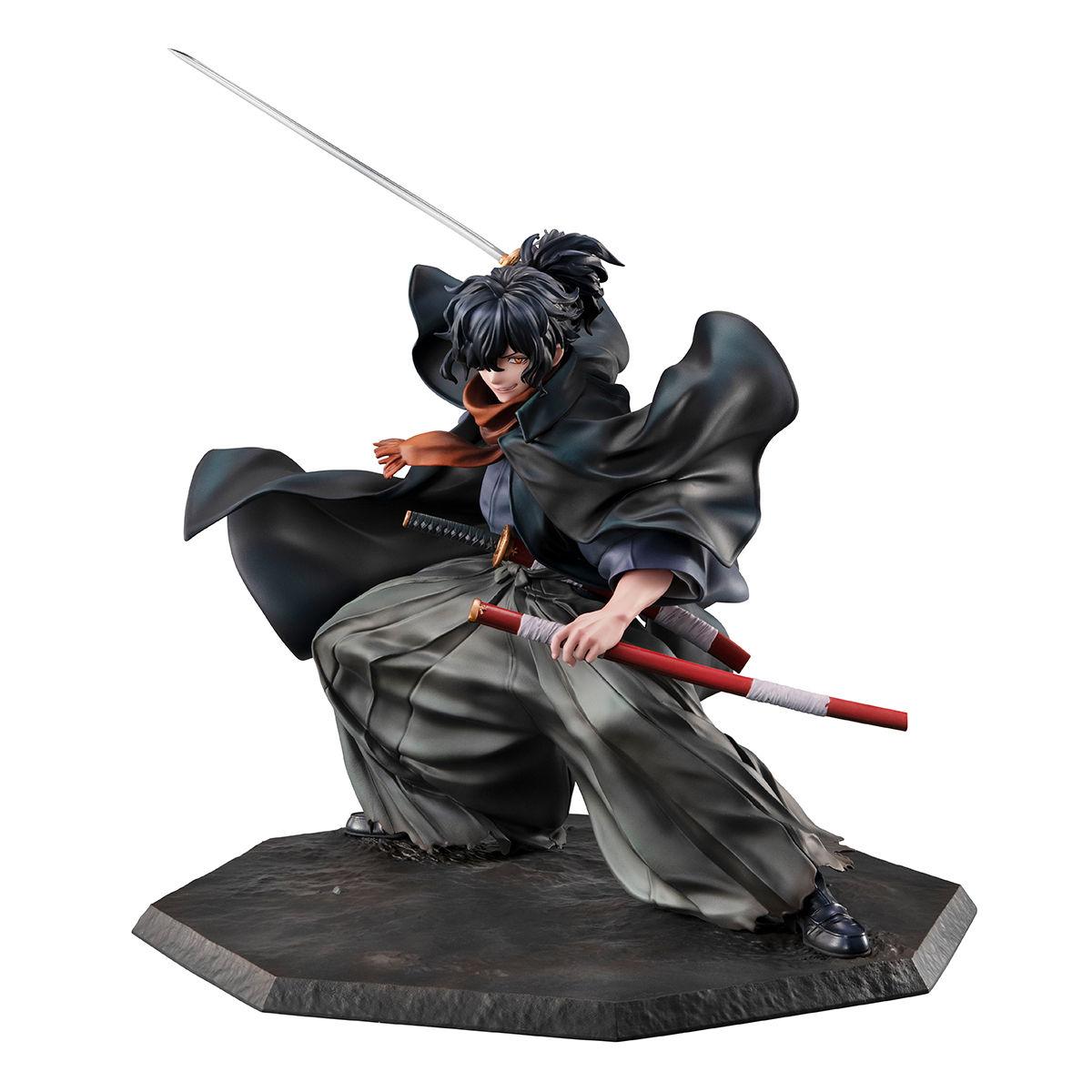 【限定販売】Fate/Grand Order『アサシン/岡田以蔵』1/8 完成品フィギュア-002