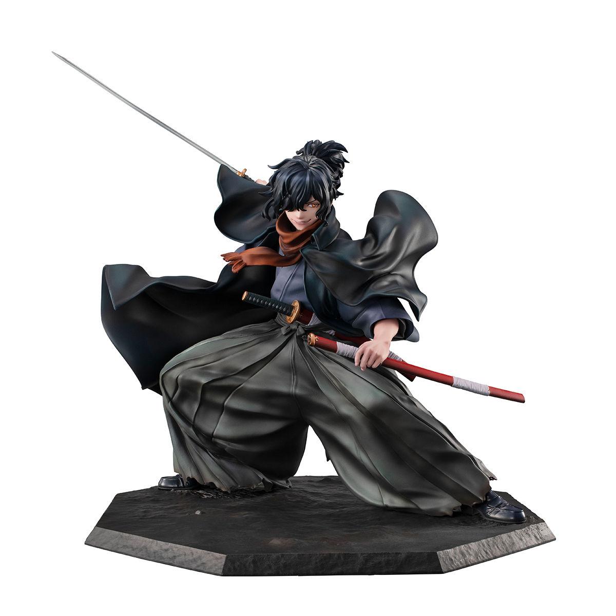 【限定販売】Fate/Grand Order『アサシン/岡田以蔵』1/8 完成品フィギュア-003