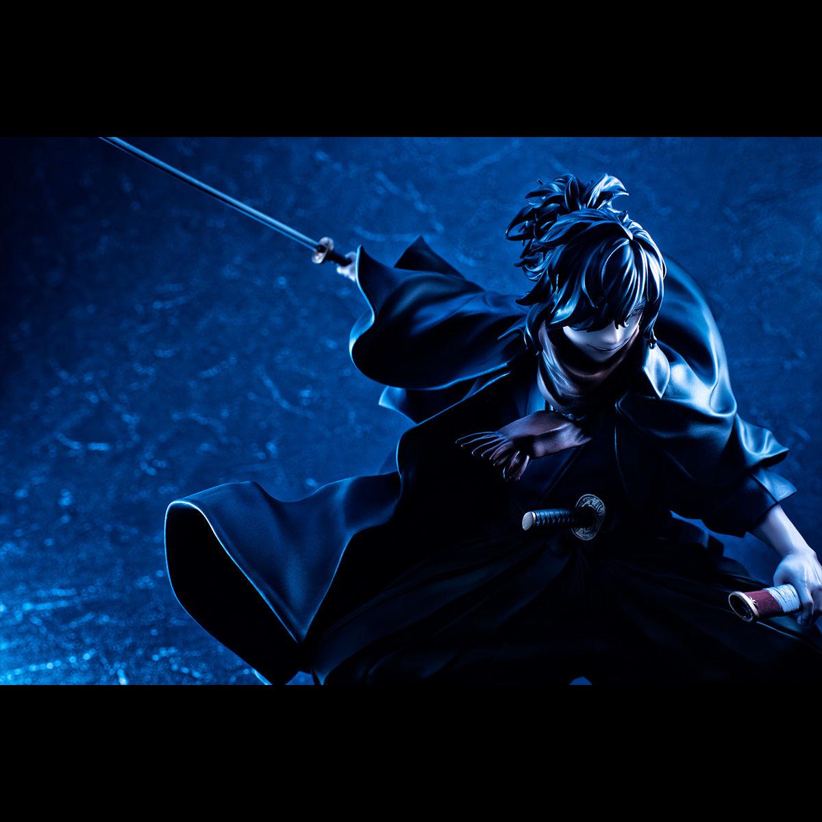 【限定販売】Fate/Grand Order『アサシン/岡田以蔵』1/8 完成品フィギュア-008
