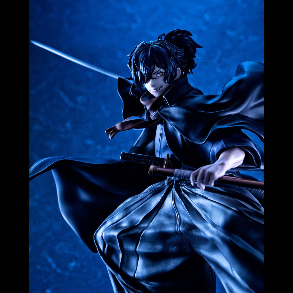 【限定販売】Fate/Grand Order『アサシン/岡田以蔵』1/8 完成品フィギュア-009
