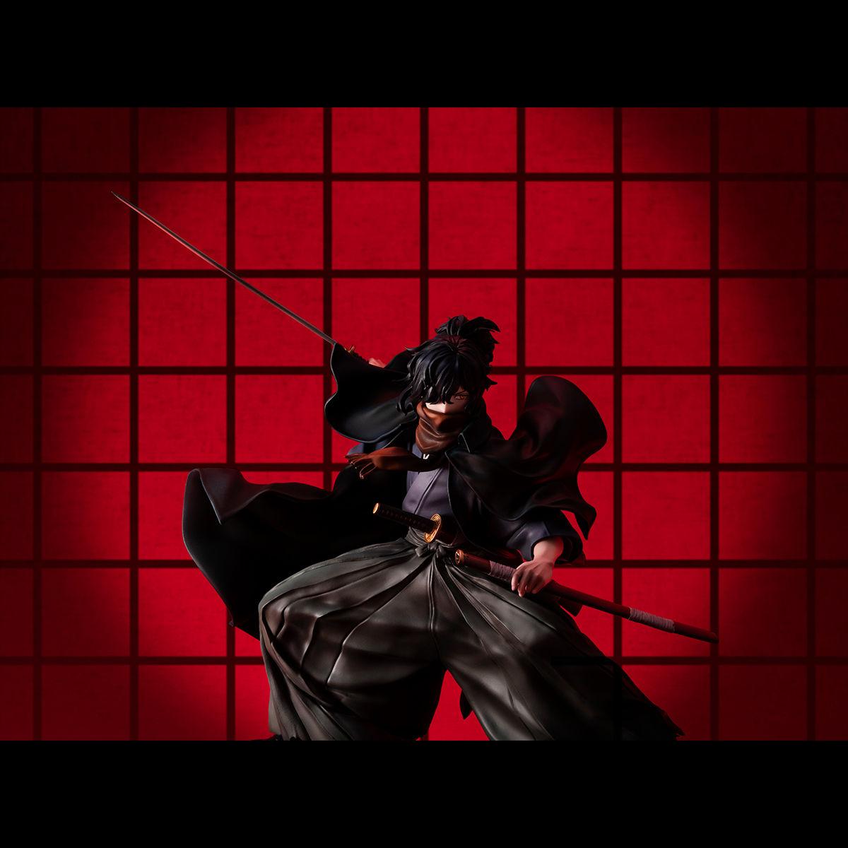 【限定販売】Fate/Grand Order『アサシン/岡田以蔵』1/8 完成品フィギュア-010