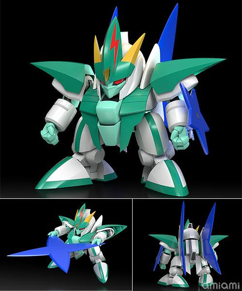 PLAMAX MS-11『幻王丸』魔神英雄伝ワタル プラモデル