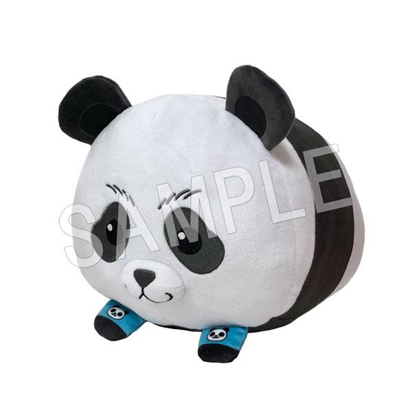 呪術廻戦『もちころクッション パンダ』ぬいぐるみ