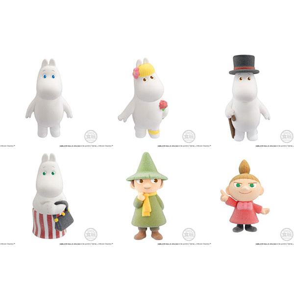 【食玩】ムーミン『MOOMIN Doll Collection』10個入りBOX