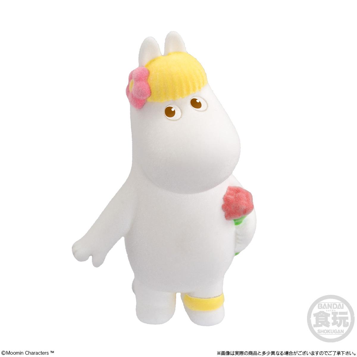 【食玩】ムーミン『MOOMIN Doll Collection』10個入りBOX-003