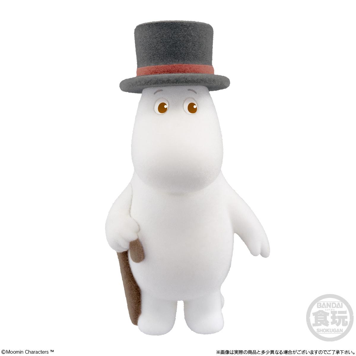 【食玩】ムーミン『MOOMIN Doll Collection』10個入りBOX-004