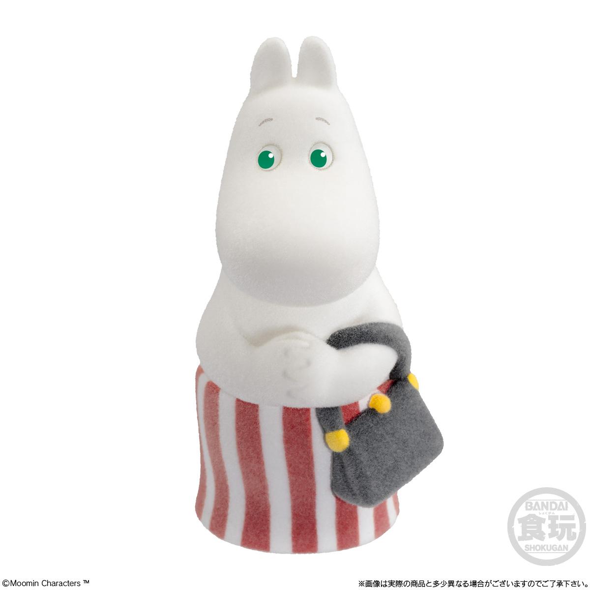 【食玩】ムーミン『MOOMIN Doll Collection』10個入りBOX-005