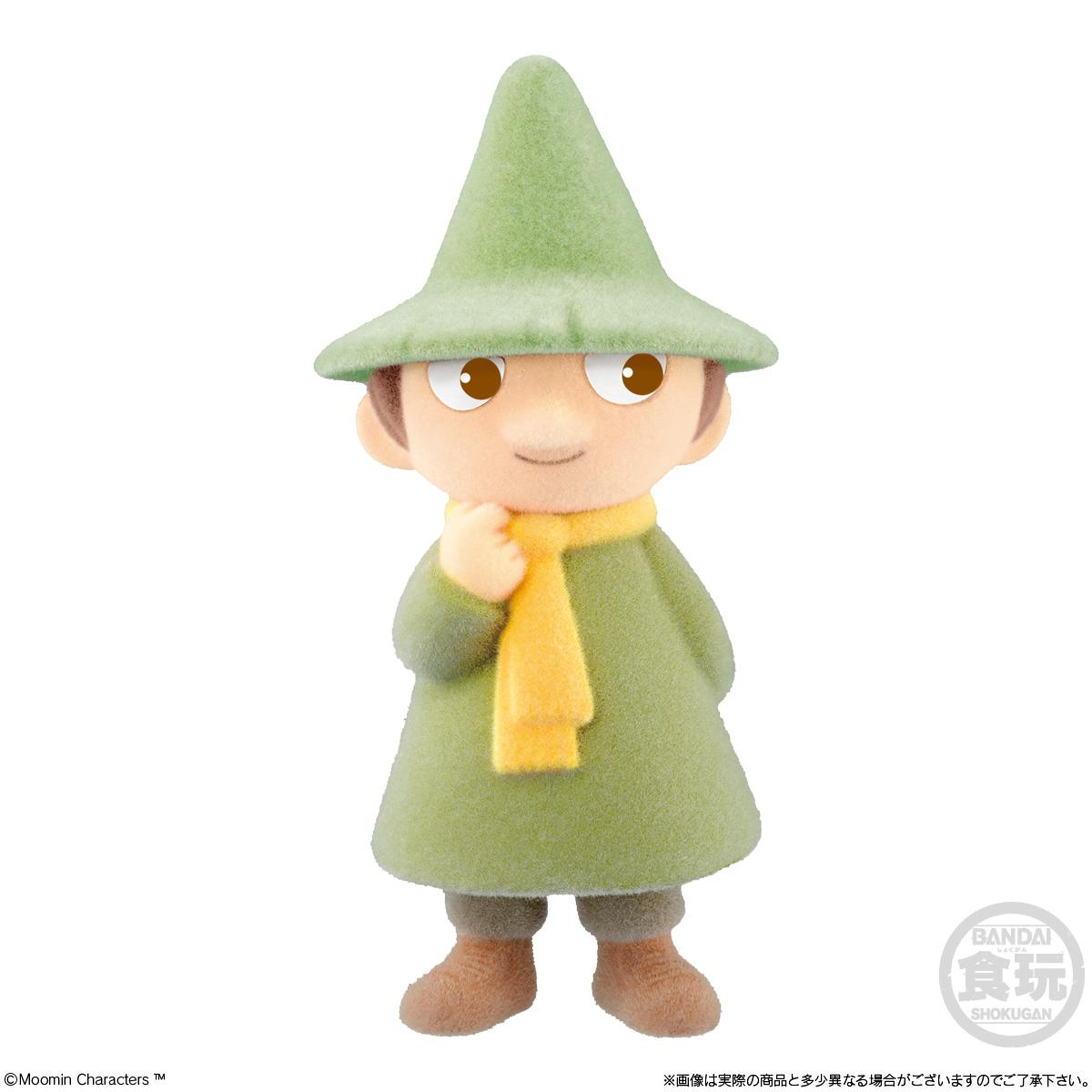 【食玩】ムーミン『MOOMIN Doll Collection』10個入りBOX-006