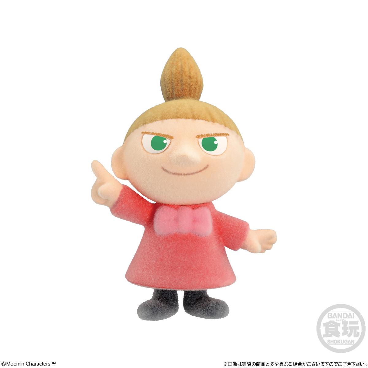 【食玩】ムーミン『MOOMIN Doll Collection』10個入りBOX-007